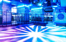 Hightec HD LED dance floor